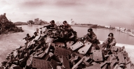 Brave Defender - 5th-8th King's Liverpool Docks Sep 85