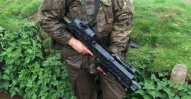 Pic 10-LCpl Little CMT takes part in Live Field firing with UGL