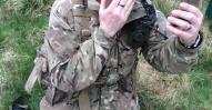 Pic 6-Capt Smirthwaite-Prep for Battle