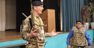 Pic 9- WO2 Jim Kenworthey at the Taster Day
