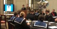 Cdt Sgt Monaghan speech