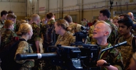 Cadets Learn About the Regiments Equipment