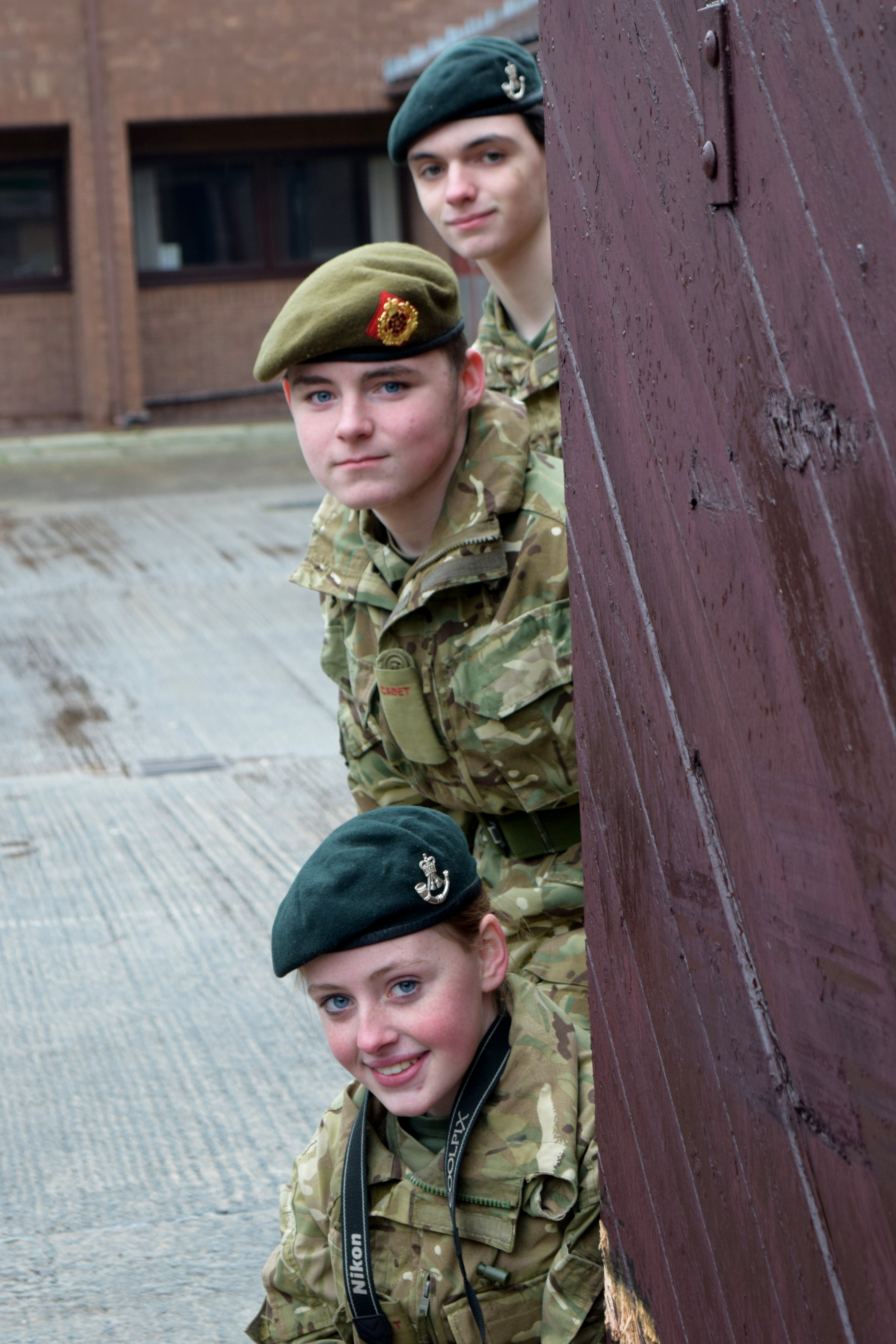 A Weekend Away with the Army Cadet Force Public Relations
